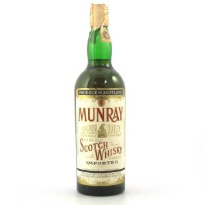 Munray Rare Old Scotch Whisky 1970s