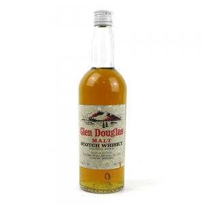 Glen Douglas Malt Scotch Whisky 1970s