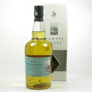 Bowmore 1996 Wemyss Malts 15 Year Old