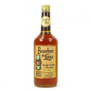 Bourbon de Luxe Kentucky Straight 1980s 1 Litre
