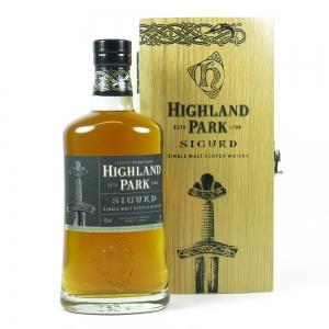 Highland Park Sigurd Front