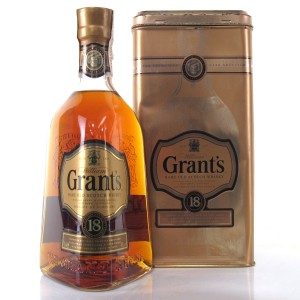 Grant's 18 Year Old