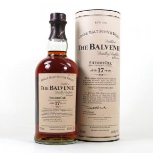 Balvenie 17 Year Old Sherry Oak / US Import 75cl