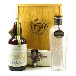 Johnnie Walker 150th Anniversary Decanter