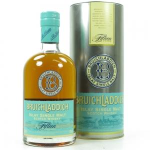 Bruichladdich 15 Year Old 1st Edition
