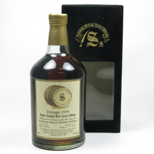 Braeval/Braes Of Glenlivet 1979 Signatory 16 Year Old