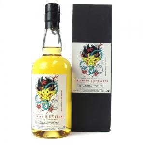 Chichibu 2011 Peated Single Cask #1401 / Hannya Mask Edition #1 / La Maison du Whisky 60th Anniversary