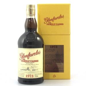 Glenfarclas 1973 Family Cask #2599 75cl / US import