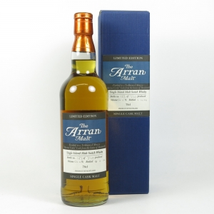 Arran Trebbiano d'Abruzzo Single Cask Front
