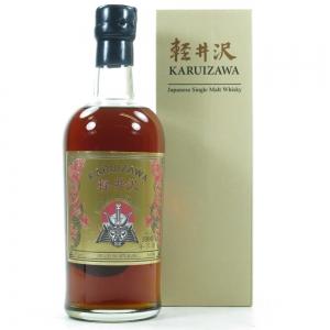 Karuizawa 1980 Golden Samurai Bottled