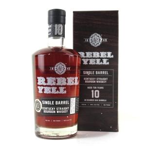 Rebel Yell 2006 Single Barrel 10 Year Old
