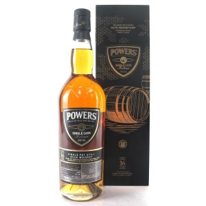 Powers 1999 Single Cask 16 Year Old #62690