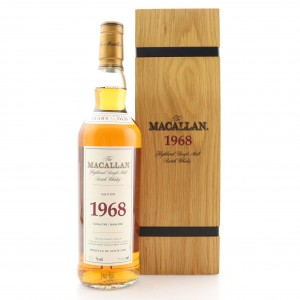 Macallan 1968 Fine and Rare 34 Year Old