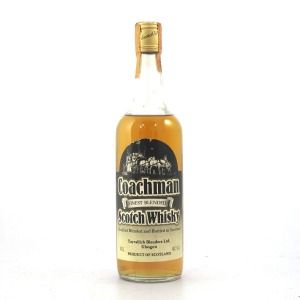 Coachman Finest Blended Scotch Whisky