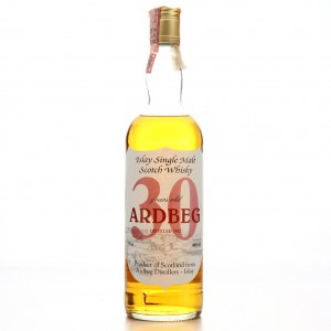 Ardbeg 1963 Sestante 30 Year Old / White Crest