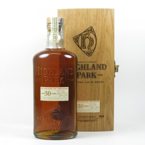 Highland Park 30 Year Old Spectator Edition Front