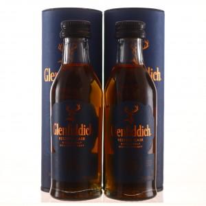Glenfiddich Reserve Cask Miniature x 2