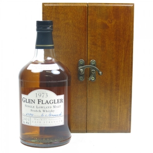 Glen Flagler 1973 Bottled 2003