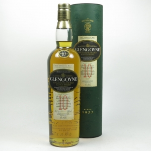 Glengoyne 10 Year Old (Old Style) Front
