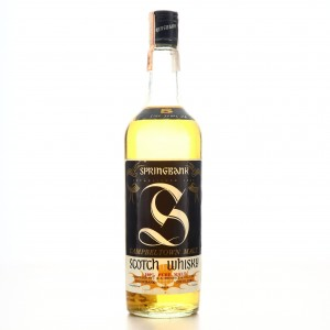 Springbank 5 Year Old 1960s / A. Sutti Import