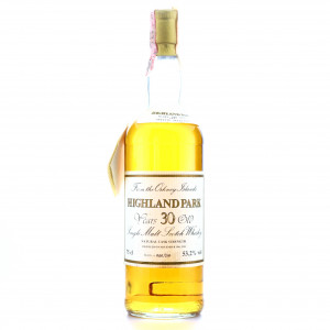Highland Park 1955 Intertrade 30 Year Old Cask Strength