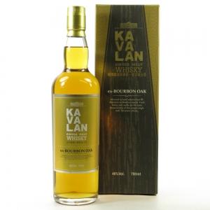 Kavalan Ex-Bourbon Oak
