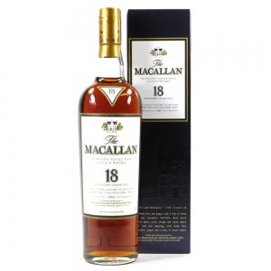 Macallan 1993 18 Year Old