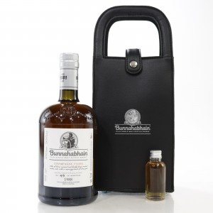 Bunnahabhain 1988 Champagne Finish / Feis Ile 2019 - with 1cl Sample
