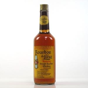 Bourbon De Luxe Kentucky Straight Bourbon