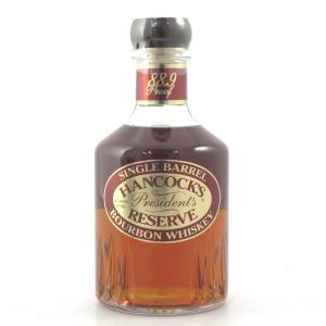 Hancock's President Reserve Single Barrel Bourbon