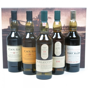 Classic Islay Collection 2006 (Including Port Ellen 6th Release) Back