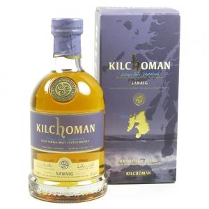 Kilchoman Sanaig Front
