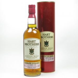 Longmorn 1967 Hart Brothers 33 Year Old