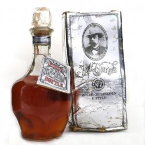 Jack Daniel's Belle Of Lincoln 1.5 Litre / Broken Seal - Collection Only