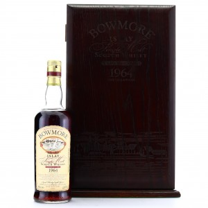 Bowmore 1964 Oloroso Cask 38 Year Old
