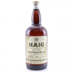 Haig's Gold Label 1.13 Litre 1970s