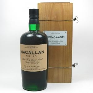 Macallan 1874 Replica Front