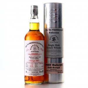 Ballechin 2007 Signatory Vintage 12 Year Old