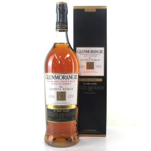Glenmorangie 12 Year Old Quinta Ruban 1 Litre