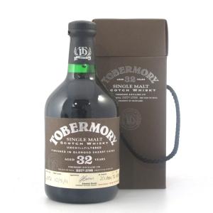Tobermory 1972 Oloroso Sherry Finish 32 Year Old