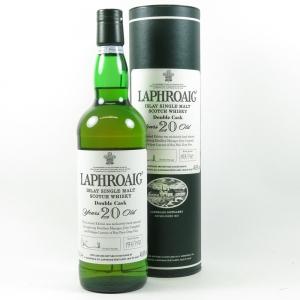 Laphroaig 20 Year Old Double Cask