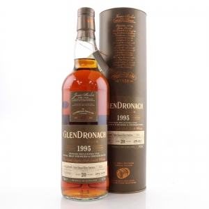 Glendronach 1995 Single Cask 20 Year Old #5270 / Royal Mile Whiskies