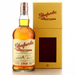 Glenfarclas 1968 Family Cask #697 / Selected by Luc Timmermans