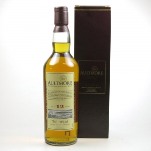 Aultmore 12 Year Old Front