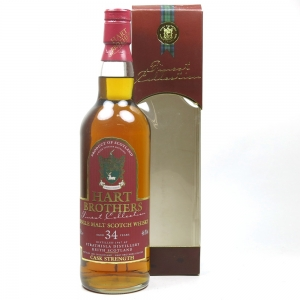 Strathisla 1967 Hart Brothers 34 Year Old