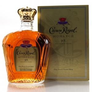 Crown Royal Monarch 75th Anniversary