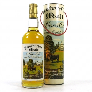 Prestonfield 10 Year Old Blended Malt