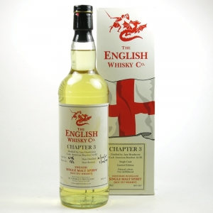 English Whisky Co 2007 Chapter 3