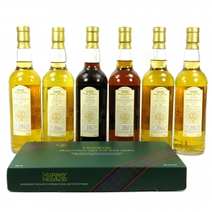 Murray McDavid First Six Bottles and Miniature Collection 6 x 70cl & 6 x 5cl