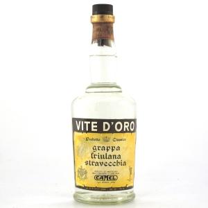 Vite D'Oro Grappa 1970s